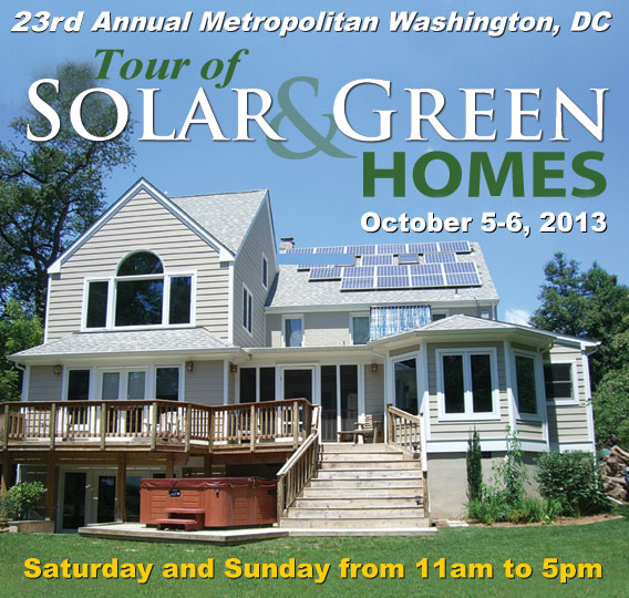 2012 Tour of Solar Homes